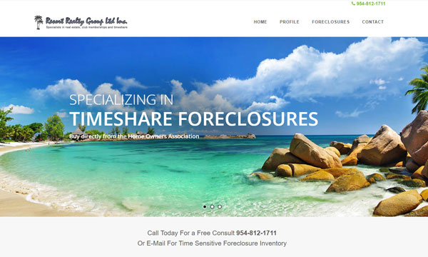 Timeshare Foreclosures